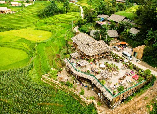 One most romantic destinations in Vietnam